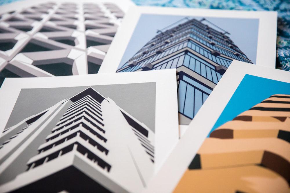 Rihanna Chaudhri Papercut Architecture