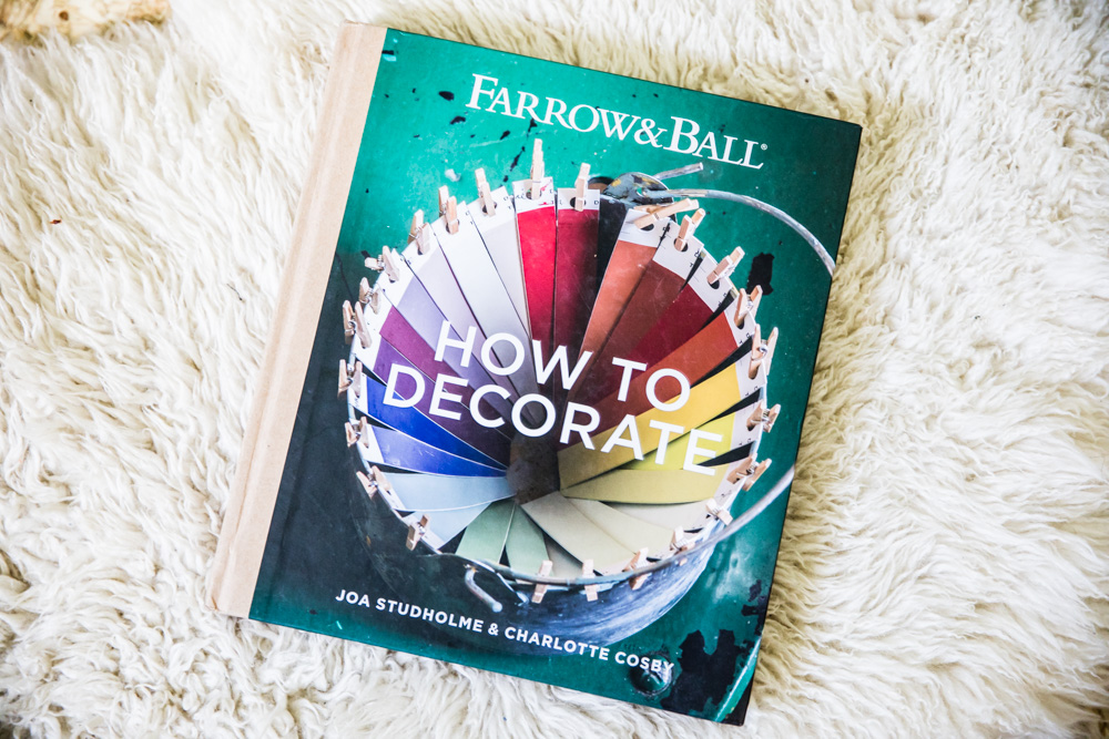 Donna Ford Interior Design Books-How to decorate Farrow and Ball