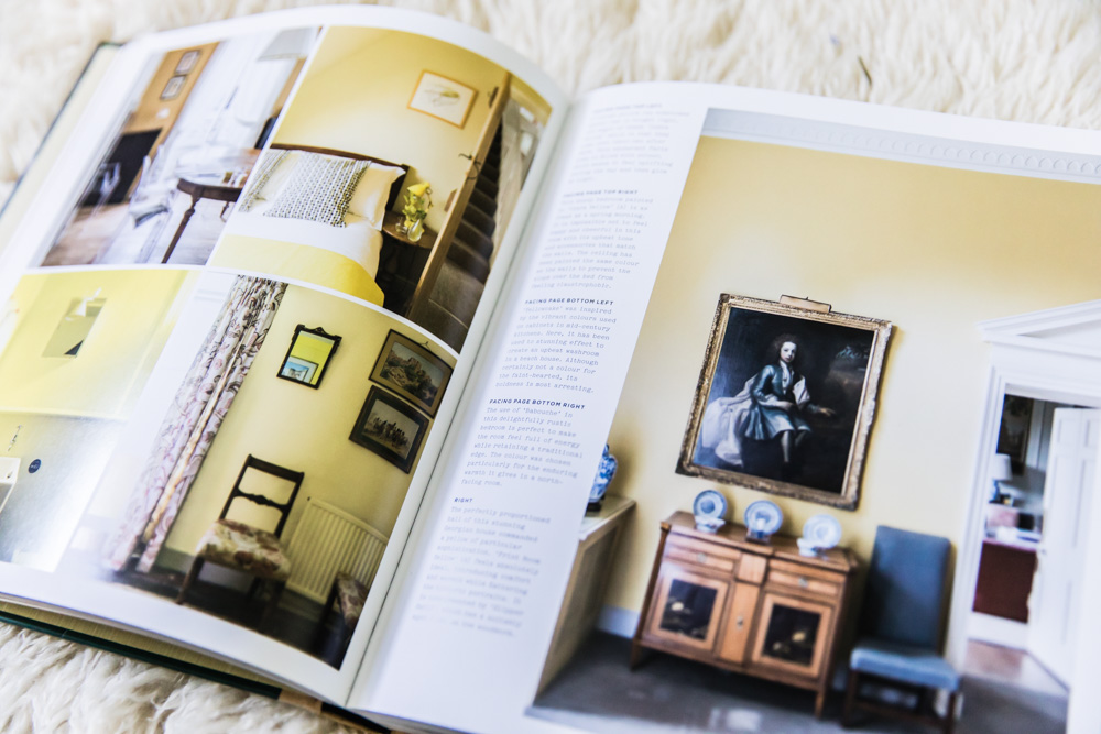 Donna Ford Interior Design Books-Farrow and Ball yellows