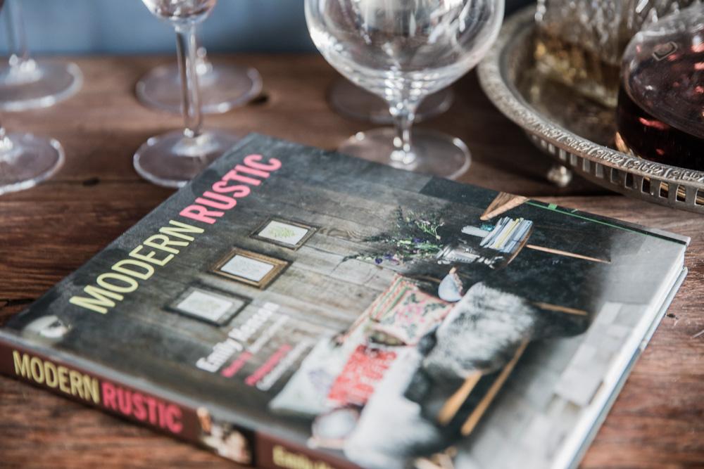 Donna Ford Interior Design Books-Modern Rustic Emily Henson