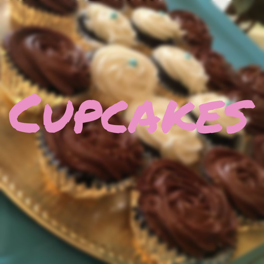Cupcakes Section