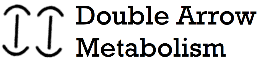 Double Arrow Metabolism