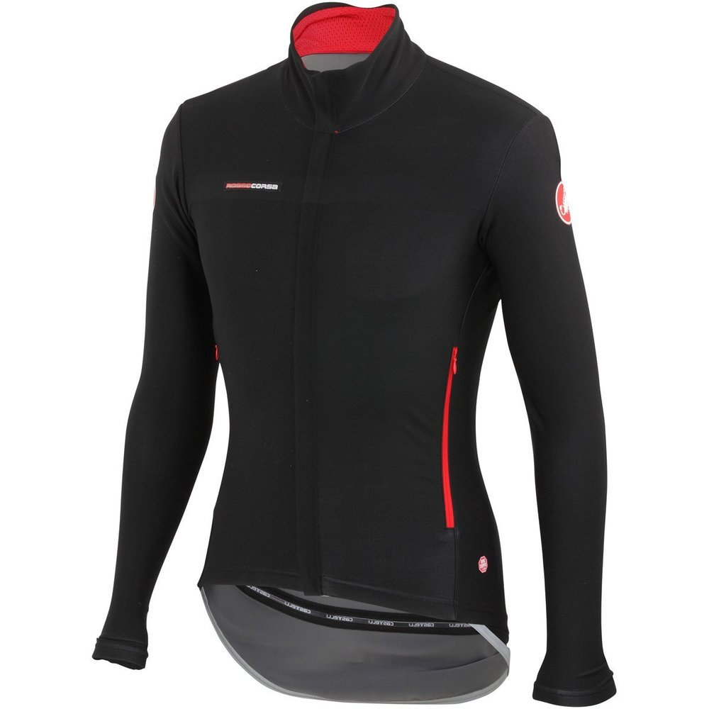 A lot of teams in pro cycling that are sponsored by other clothing companies covertly wear the Castelli Gabba 2 long-sleeve on cool days. It's that good.