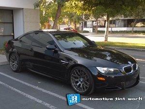 BMW BTint Automotive Tint Work - Bmw 35