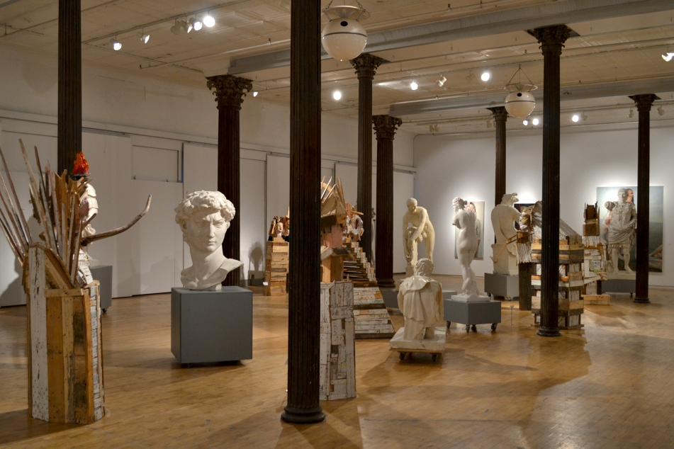 New York Academy OF Art -