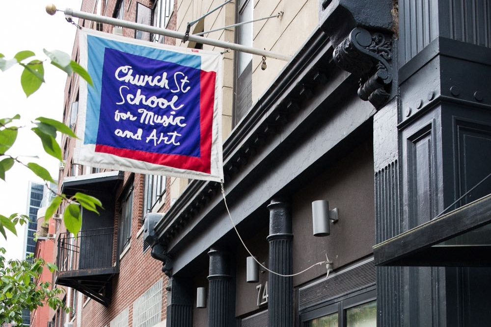 CHURCH STREET SCHOOL -