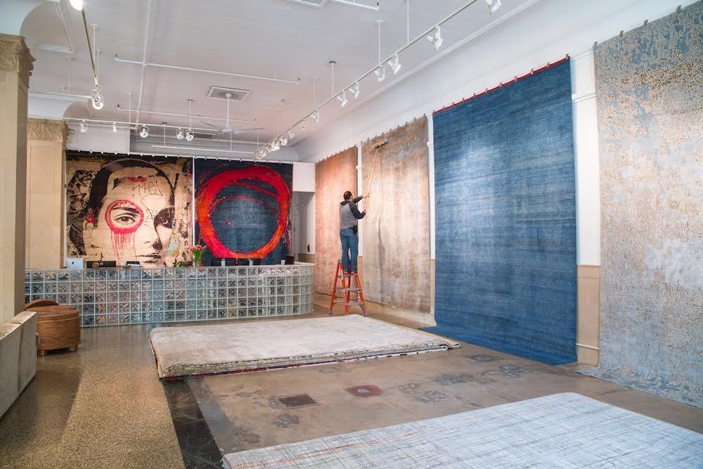 Joseph Carini Carpets -