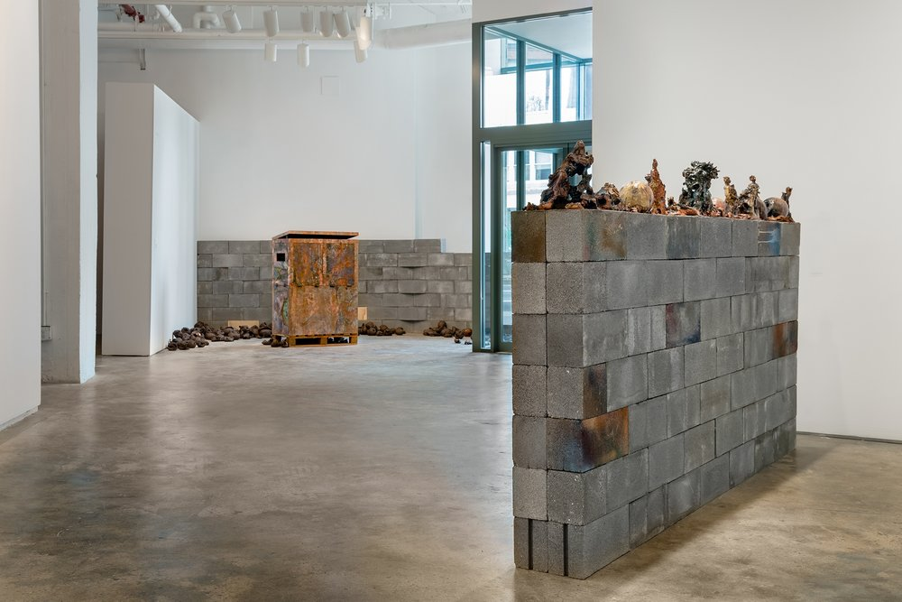 205 Hudson Gallery | HUNTER COLLEGE -