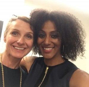 Sarah jones and Elizabeth Gilbert