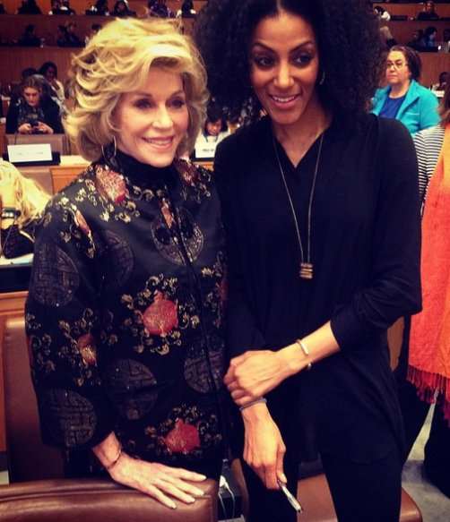 Sarah Jones & Jane Fonda at the UN.jpg