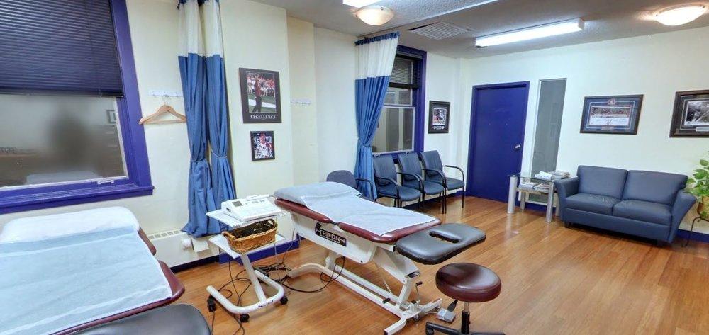 physio steve clinic