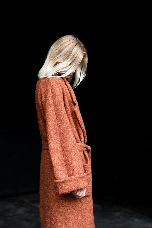 Coat by Hanne Haugrønning