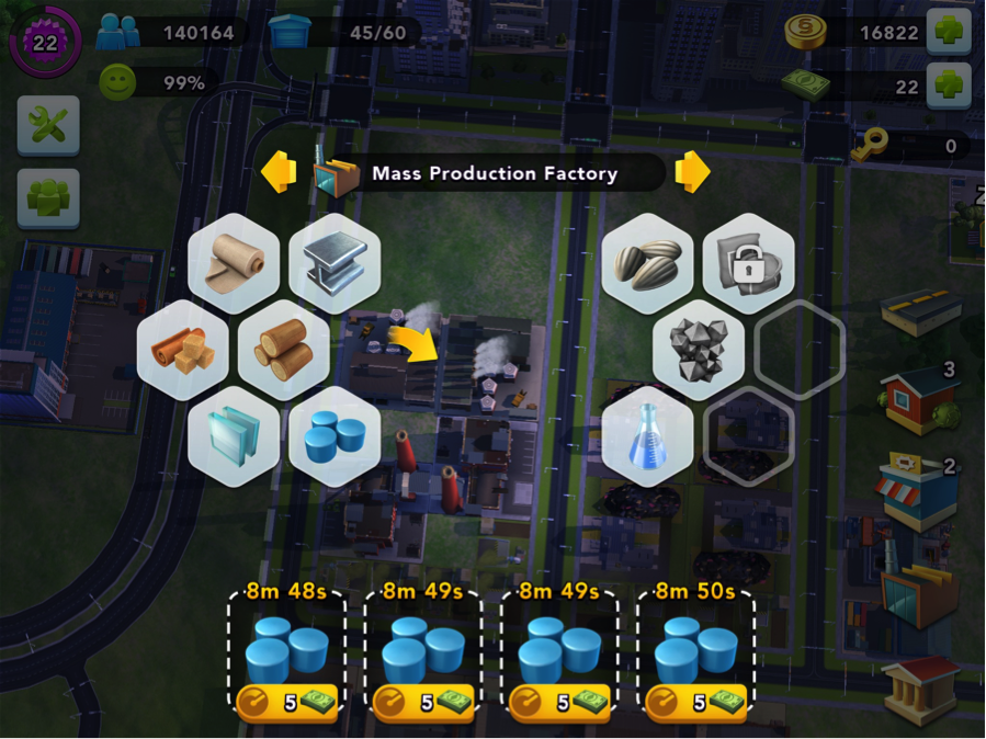 SimCity BuildIt: A Nice Town, But Would You Want to Move In