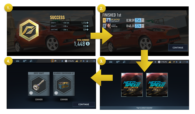 Need for Speed: No Limits and Why Racing Games Aren't
