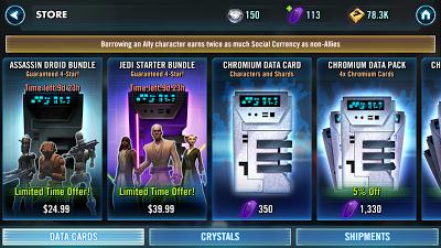 star wars galaxy of heroes mod apk unlimited money