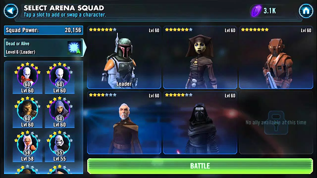 Galaxy of Heroes - Full Deconstruction of EA's Death Star