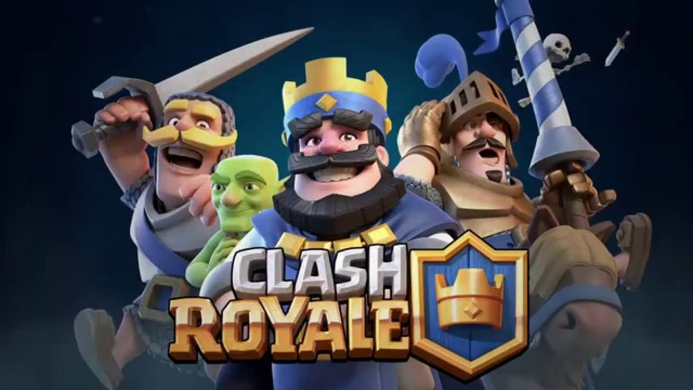 Image result for clash royale game