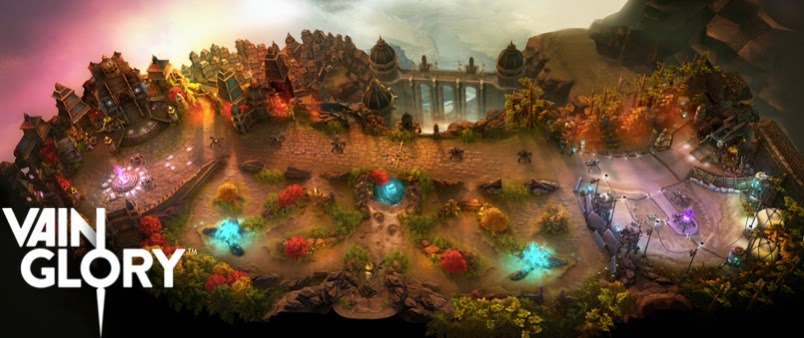 are there any games similar to vainglory