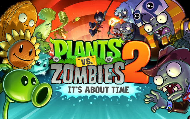Image result for plant vs zombies 2
