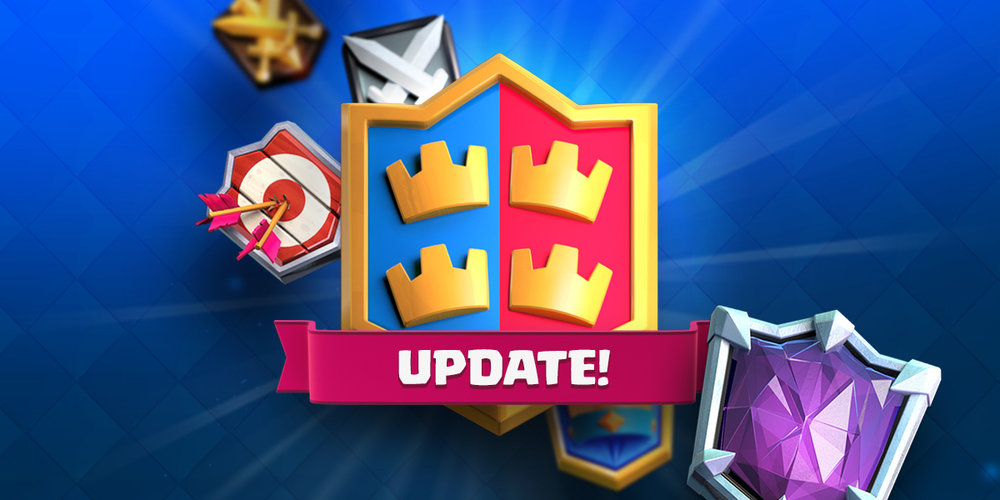 Clash Royale's updates tend to deliver on every front. Every update improves the game, spices up the gameplay, improves engagement and increases monetization.