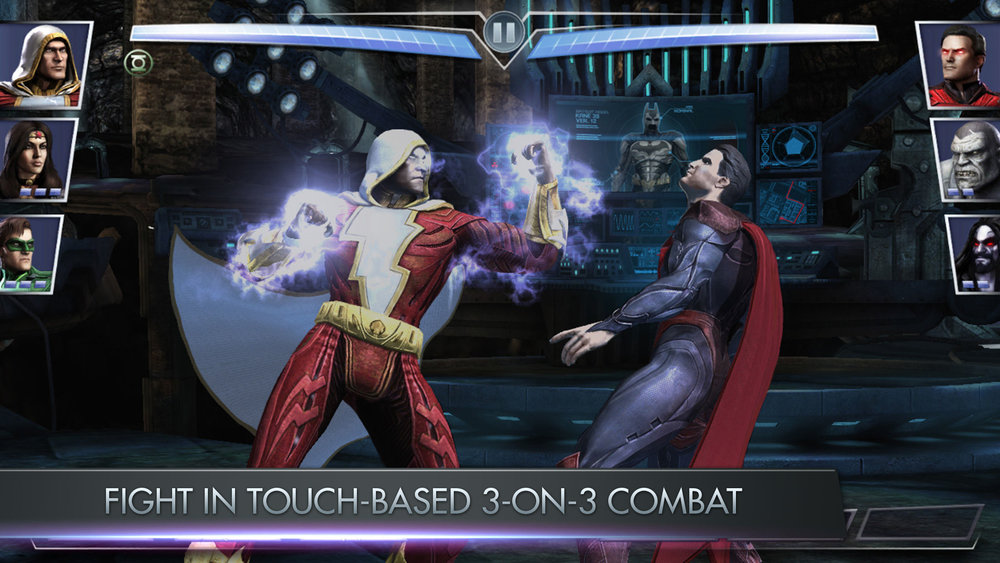 Warner Bros. released Injustice in 2013 to coincide with the console release of the same name. It was an unexpected hit with a simplified fighting game experience made for mobile.