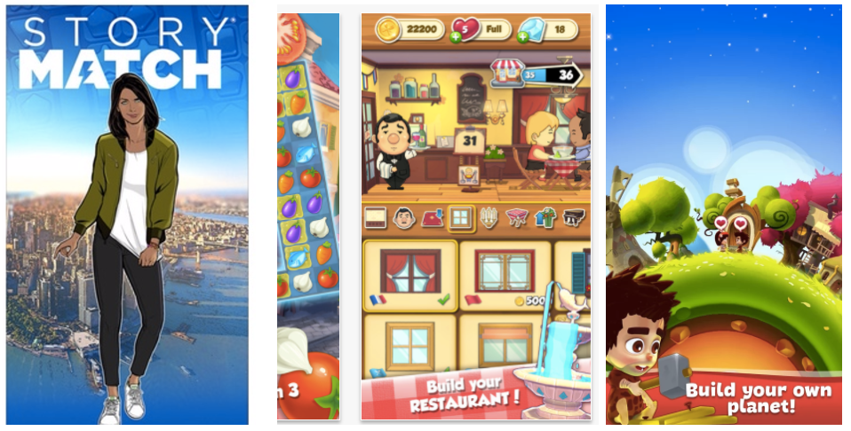 Youu0027re Already Starting To See The Trend Take Impact: More Matching Games  Have Decoration U0026 Story At Its Core, More Games Are Looking To Combine New  Systems ...