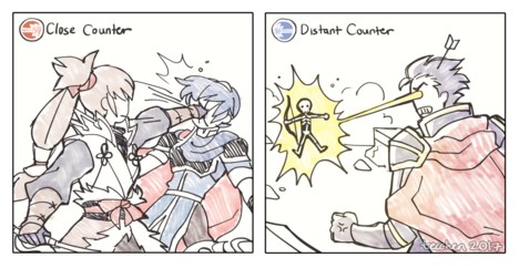 The PvP Arena is dominated by characters with deadly Counter Attacks such as Takumi and Hector.