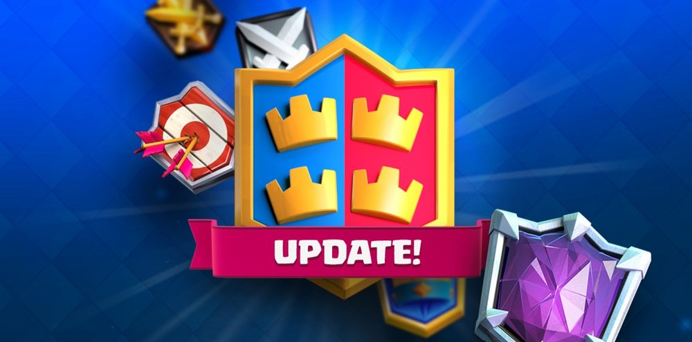 Clash Royale is a perfect example of ever evolving meta game