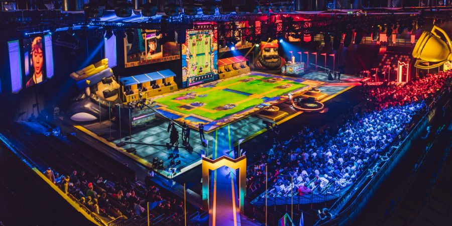 The Clash Royale World Championship Finals held in London were truly extraordinary to witness and a testament of how far mobile gaming has developed over the last 10 years.