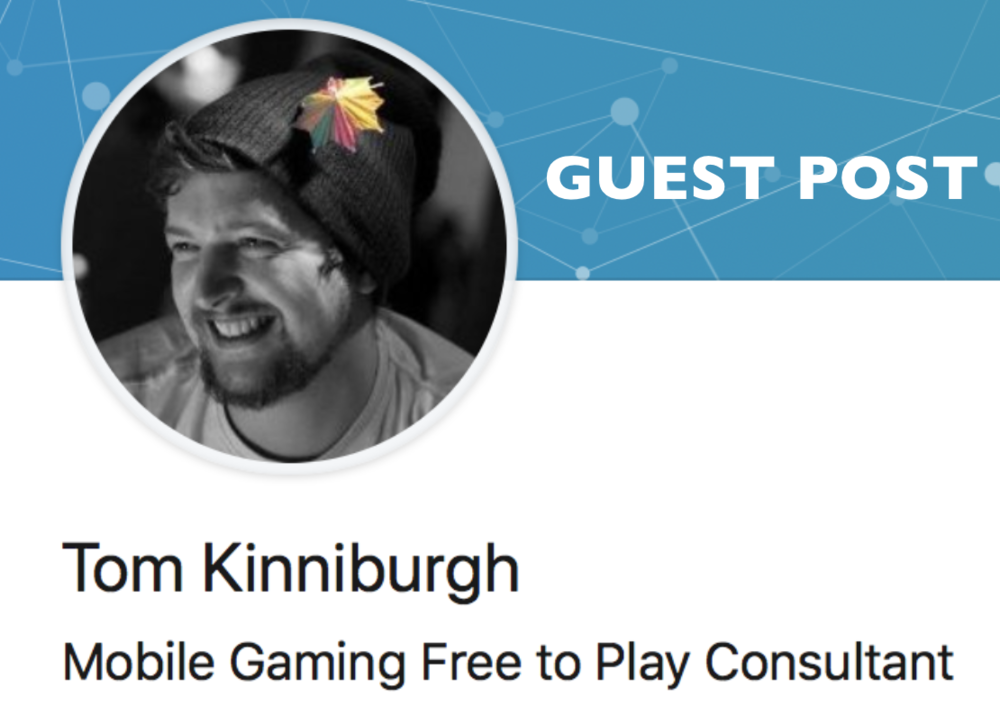 A keen gamer since Prince of Persia - Tom has been focused on mobile experience since the 3G. He's helped publish, design or produce over 150 mobile products and loves growing games into smash hits. He writes and consults over at  mobilefreetoplay.com  and DJ's in dark nightclubs when they let him out!