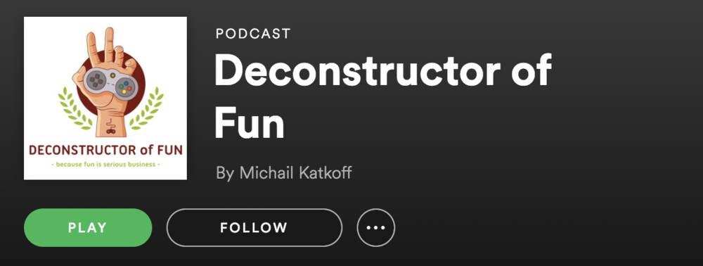 Listen to the podcast on Spotify, or any other podcasting platform