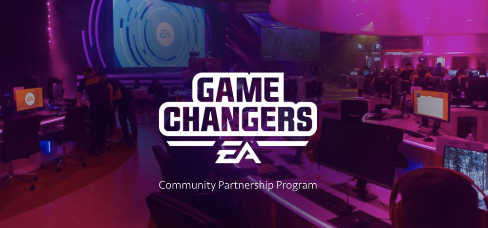 EA's game changers  is a program that the company runs to build close relationships with key content creators.