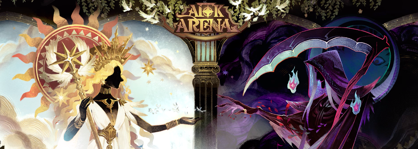 AFK Arena - Hail to the New King of RPGs — Deconstructor of Fun