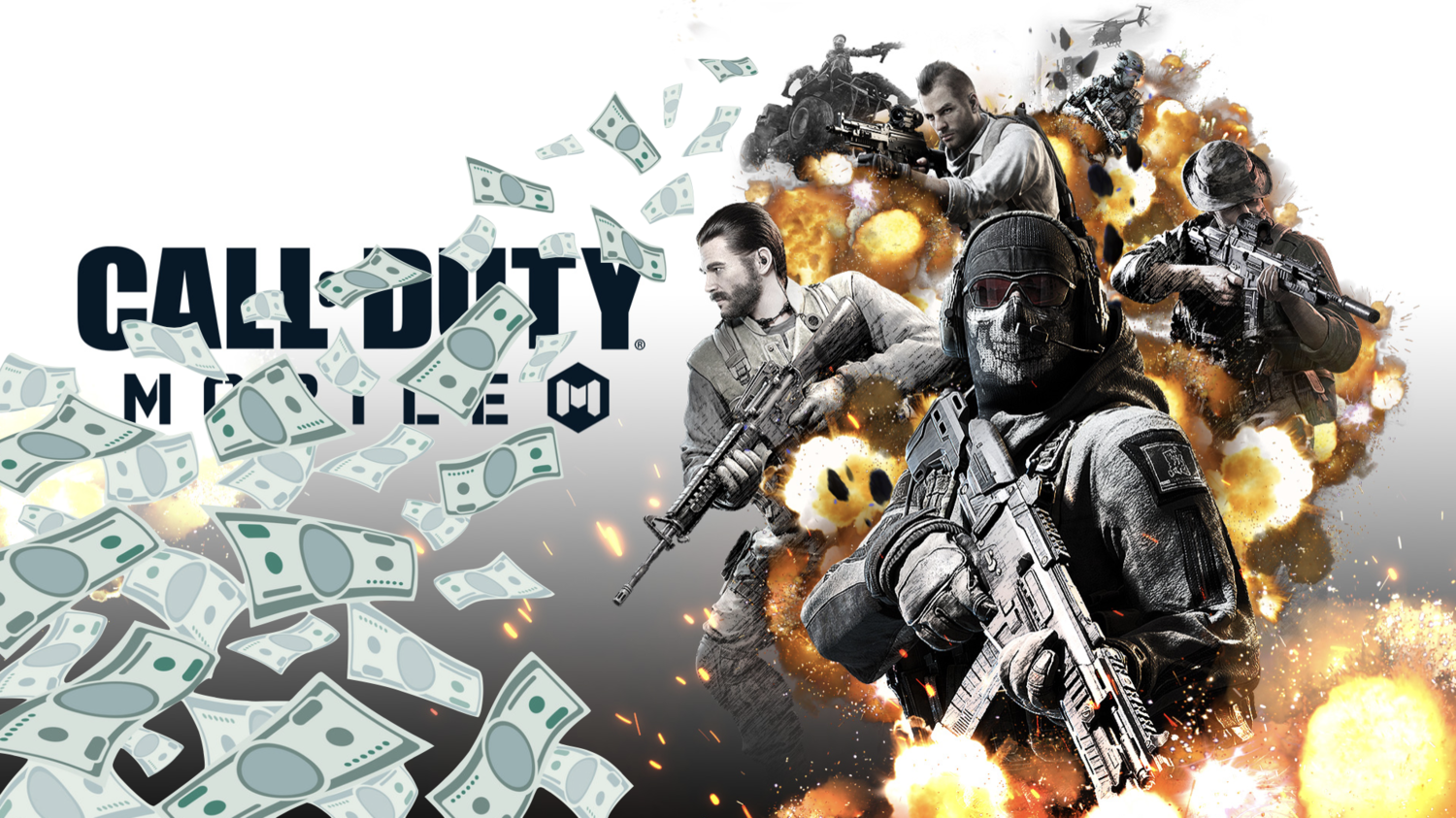 How Call Of Duty Mobile Left 100m On The Table Deconstructor Of Fun