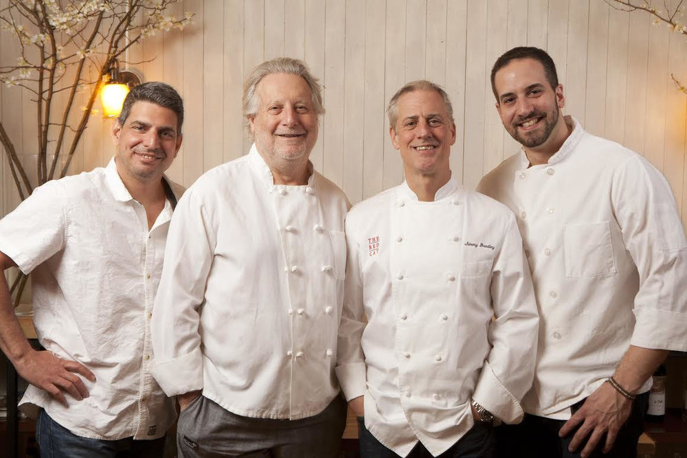 Four J's Food   Jason Giagrande, Joey Campanaro, Jimmy Bradley & Jonathan Waxman