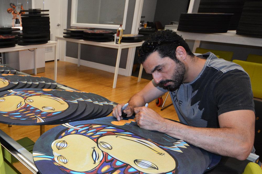 Lebo Artist Miami