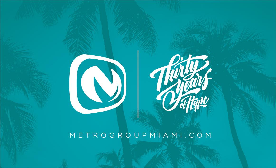 Metro Signs — Metro Group Miami