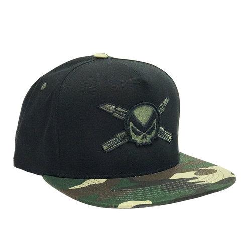 e941d4d713dba Black   Camouflage Snapback Hat — Metro Group Miami