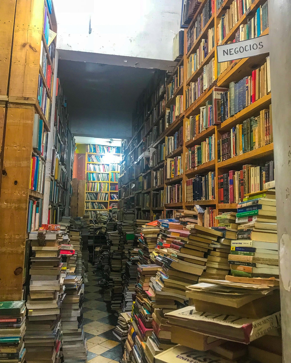 bookstore CDMX