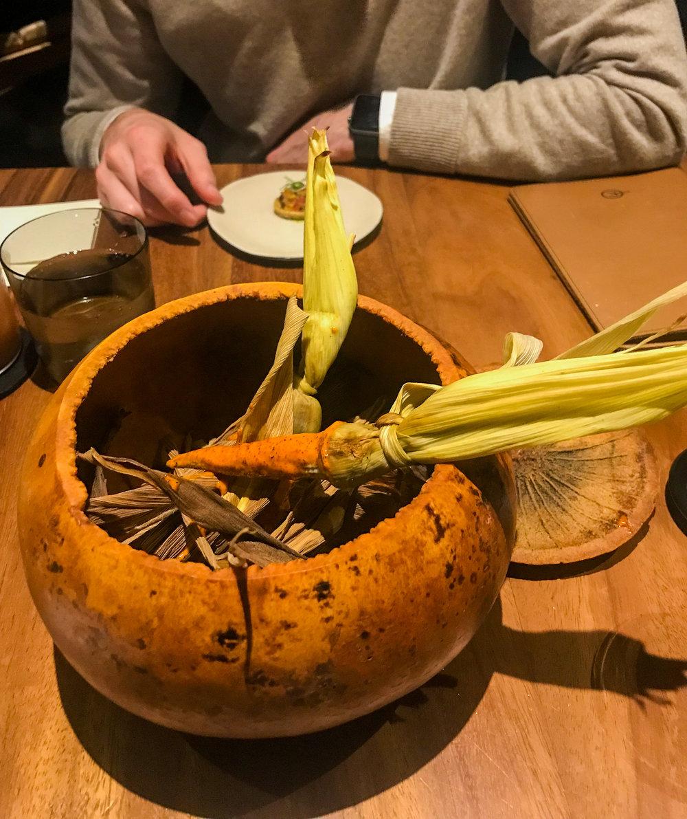 More food - Pujol