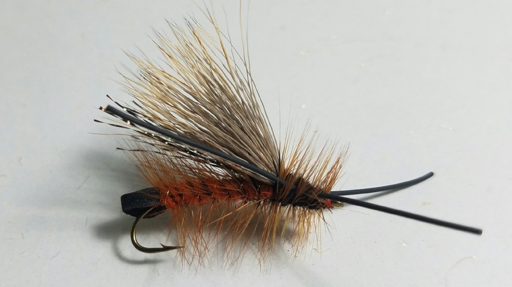 Stimulator Salmon Fly