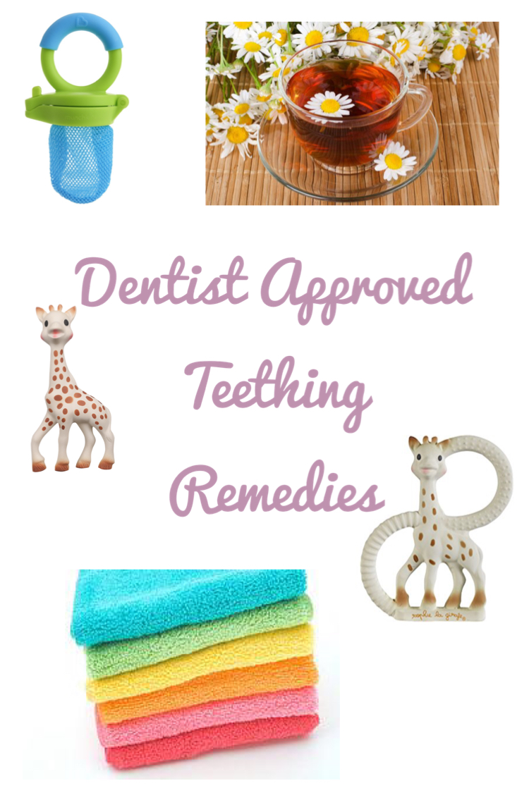 Dentist Approved Teething Remedies