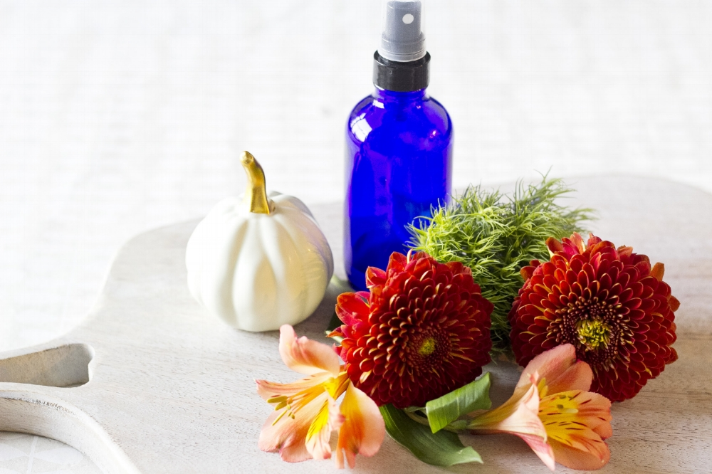 Fall Body Spray And Diffuser Recipes