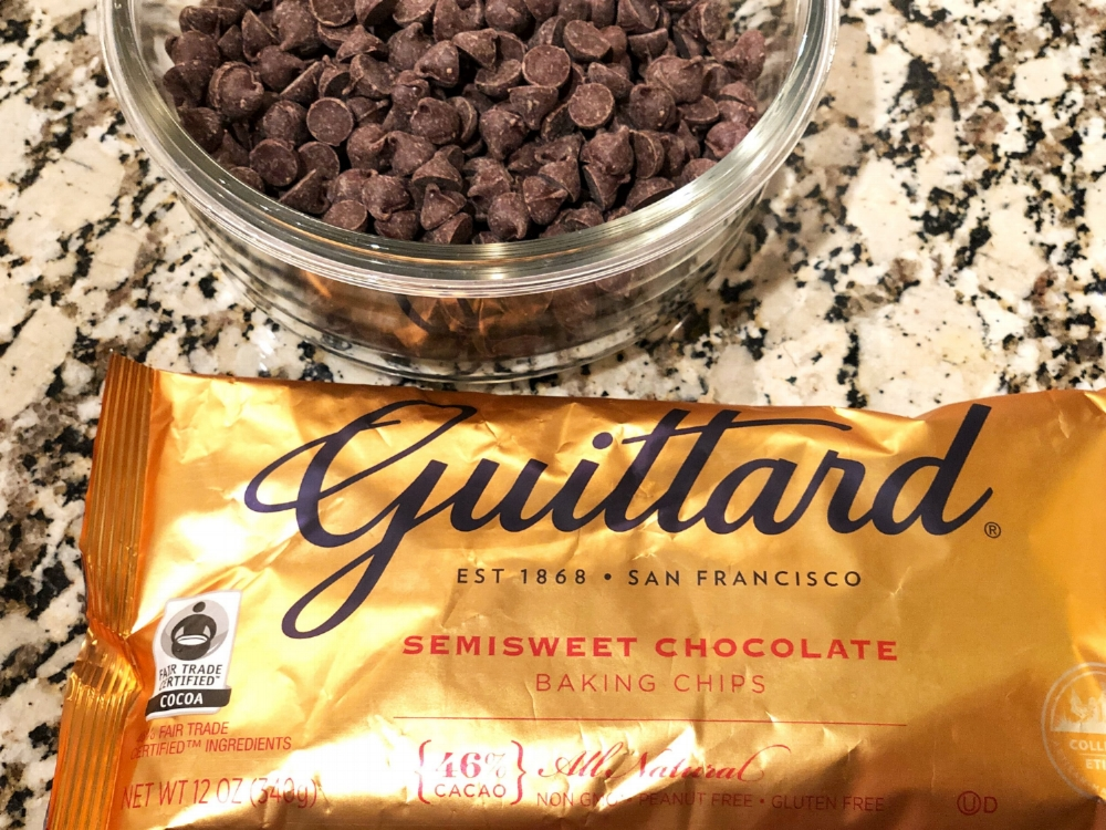Clean Eating Chocolate Truffles  - Guittard Is The Brand Of Chocolate Chips That I Love!