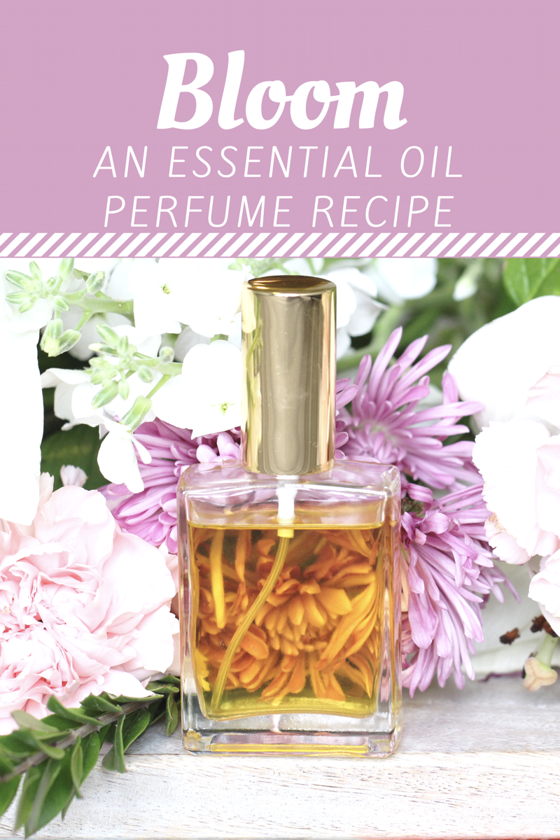 How To Make Essential Oil Perfume Bloom Fragrance