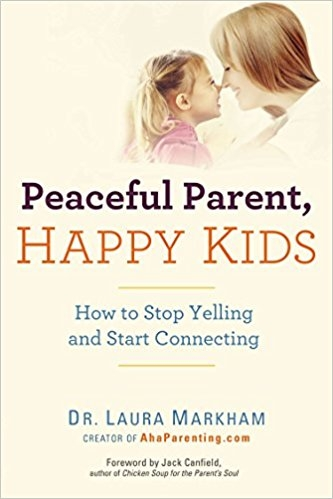 A parenting book review: how to stop raising your voice and begin parenting peacefully.