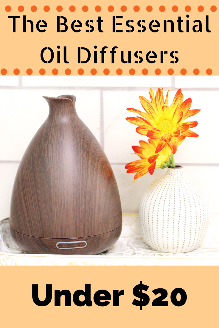 After scouring the reviews and personally testing out products, I have found the 5 best essential oil diffuser products from Amazon! I'll show you why you don't need to shell out the big bucks for a name brand diffuser after all!