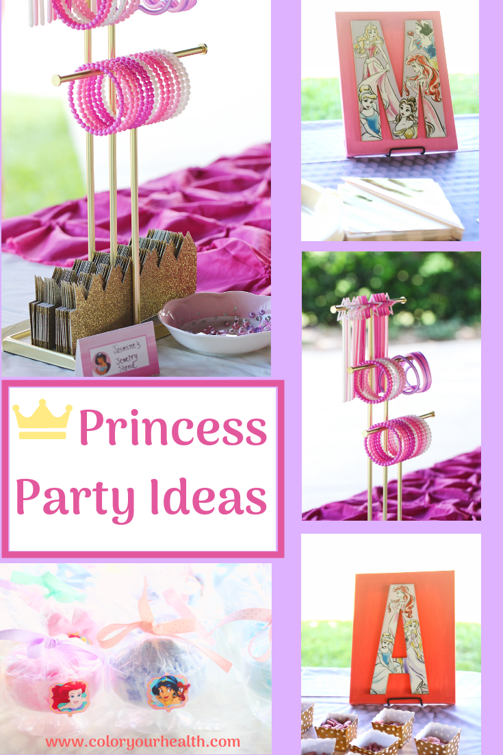 Princess birthday party DIY decoration ideas that you can pull off with little effort and time!