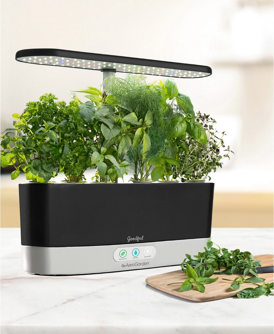 Clean eating and recipe ideas using the fresh herbs from your AeroGarden. 7 recipes that are healthy and Paleo approved!