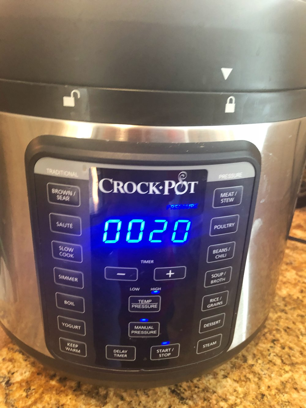 This whole, bone in chicken Instant Pot recipe is easy and Paleo approved! The combination of orange, saffron, and honey make this a flavorful meal that will please the whole family!